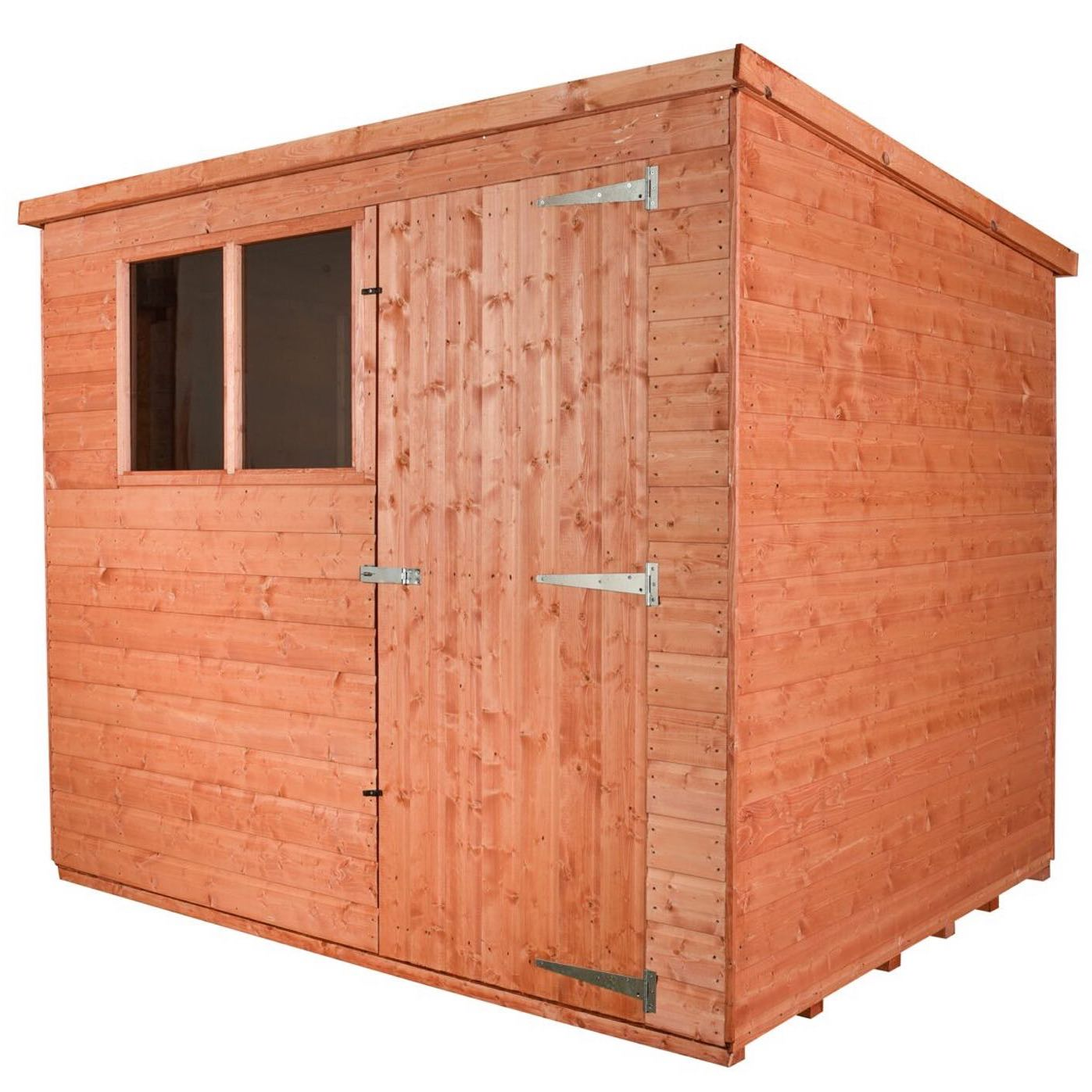 Tall Pent Roof Garden Sheds Wholesale Sheds